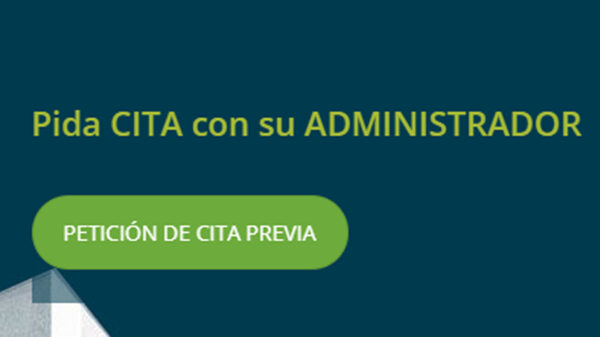 Ya puedes reservar en EFINCA cita previa para tus consultas